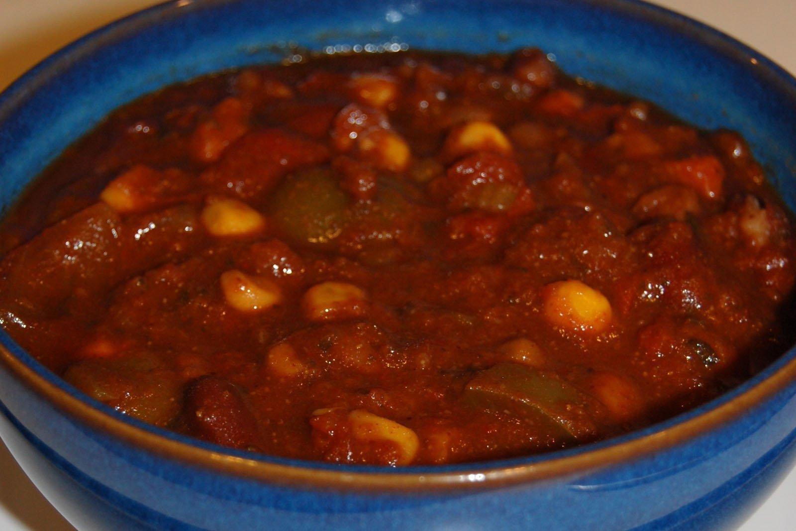 Cowpea Chili Con Carne
