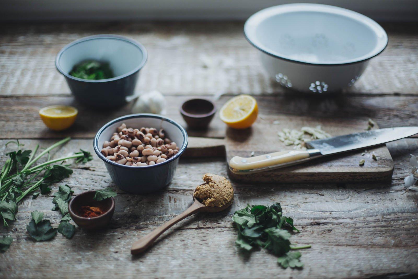 Nyimo Beans Hummus