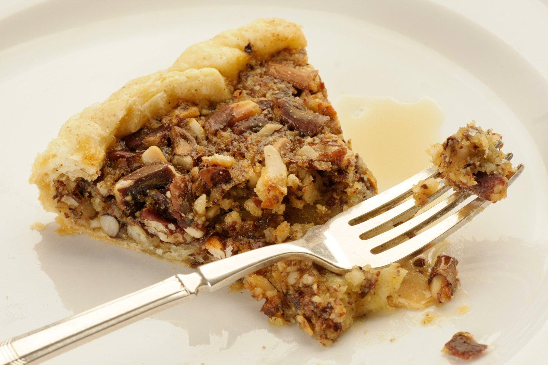 Marula Nut Pie