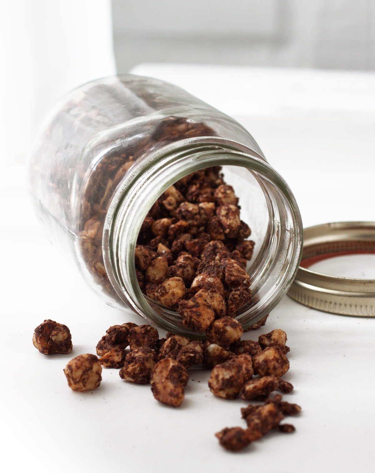 Spiced Chocolate Mongongo Nuts